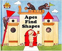 Magic Castle: Apes Find Shapes