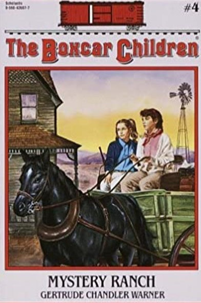 The Boxcar Children: Mystery Ranch