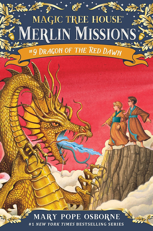 Magic Tree House: Dragon of the Red Dawn