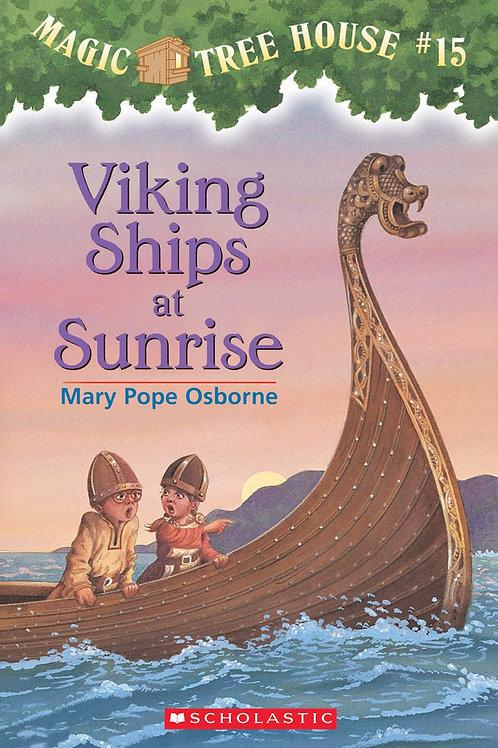 Magic Tree House: Viking Ships At Sunrise