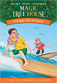 Magic Tree House: High Tide in Hawaii