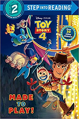 Toy Story 4: Made to Play