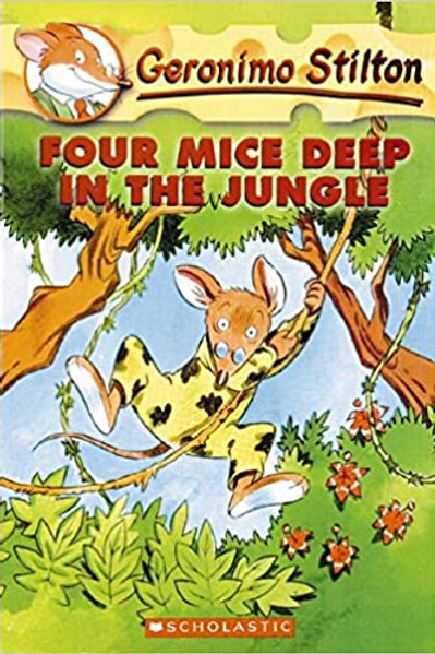 Geronimo Stilton: Four Mice Deep in the Jungle