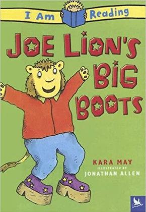 Joe Lion's Big Boots