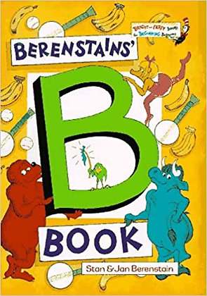 The Berenstains' B Book