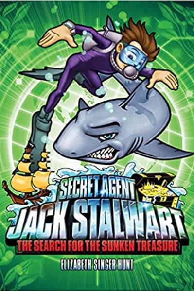 Secret Agent Jack Stalwart: The Search for the Sunken Treasure