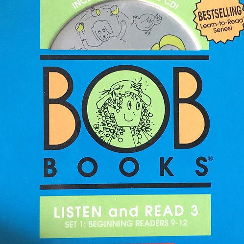 BOB Books: Listen and Read 3