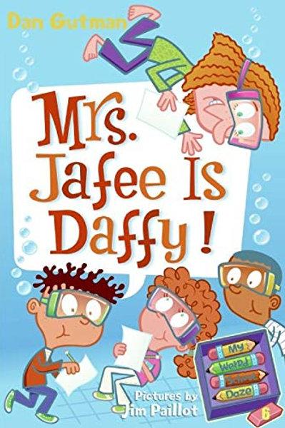 Mrs. Jafee Is Daffy!