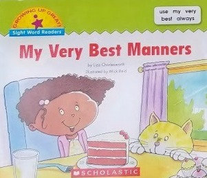 My Very Best Manners