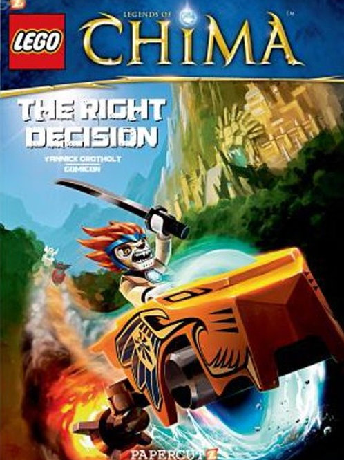 Legends of Chima: The Right Decision