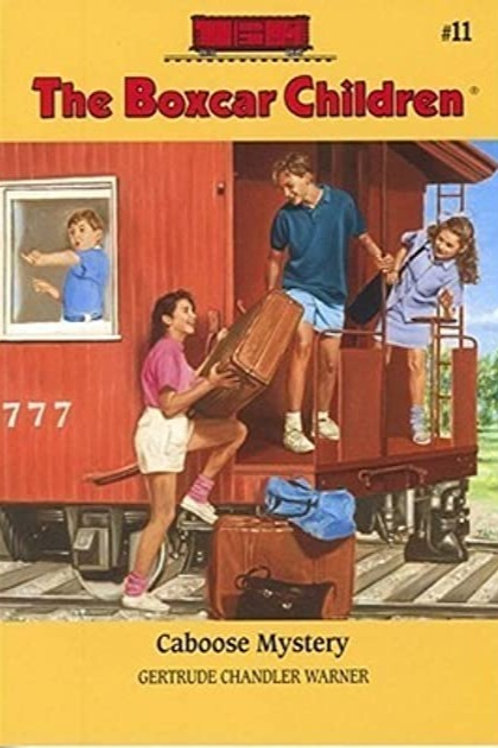 The Boxcar Children: Caboose Mystery