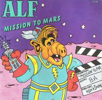 Alf: Mission to Mars