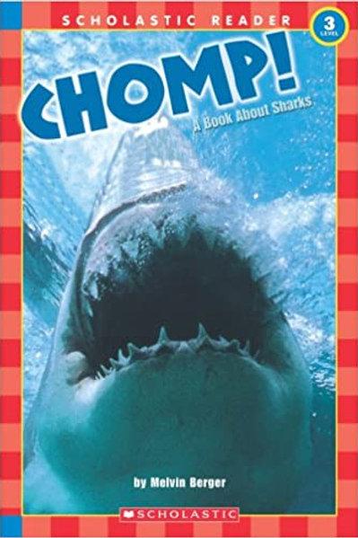 Chomp! A Book About Sharks