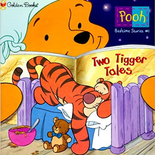 Pooh Bedtime Stories: Two Tigger Tales