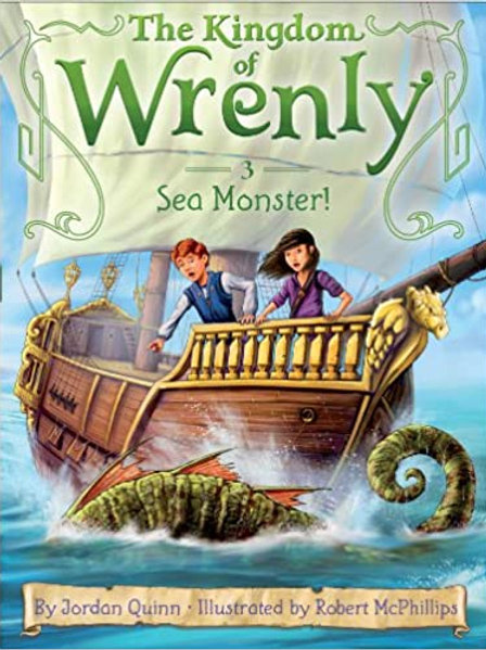 The Kingdom of Wrenly: Sea Monster!