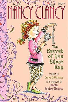 Nancy Clancy: Secret of the Silver Key