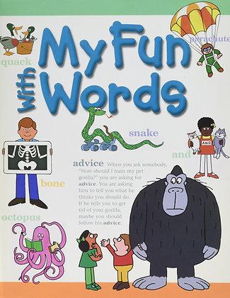 My Fun Words (A-K Edition)