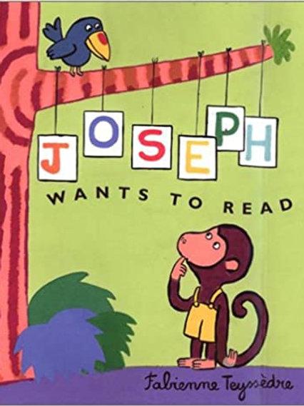Joseph Wants to Read