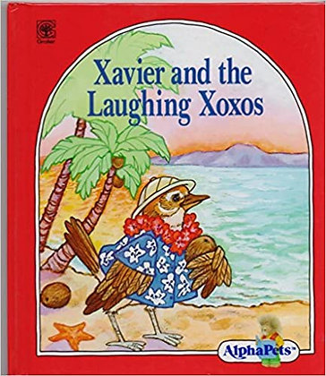AlphaPets: Xavier and the Laughing Xoxos