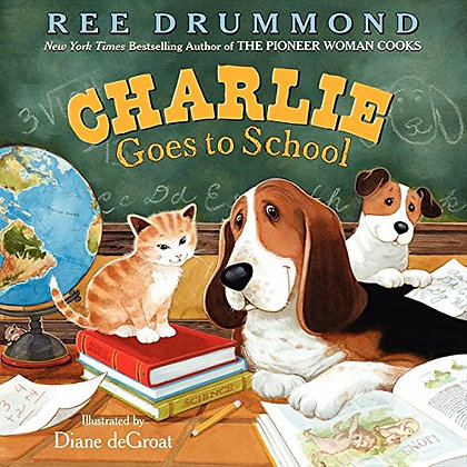 Charlie Goes To School