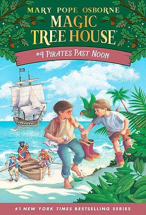 Magic Tree House: Pirates Past Noon