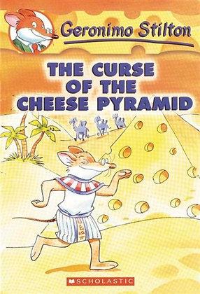 Geronimo Stilton: The Curse of the Cheese Pyramid