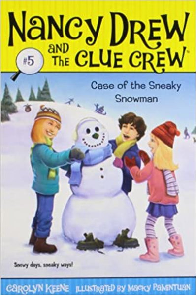 Case of the Sneaky Snowman