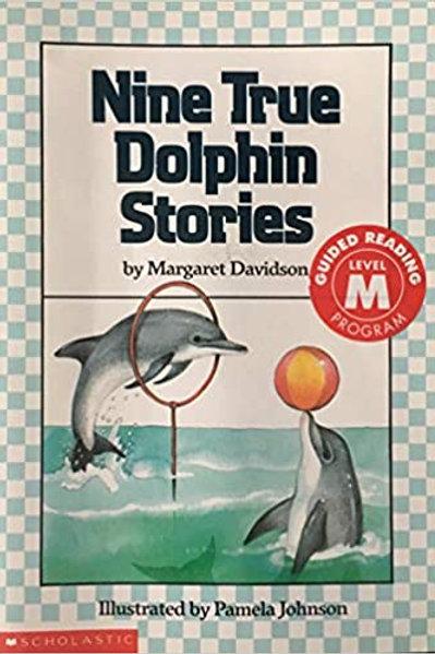 Nine True Dolphin Stories