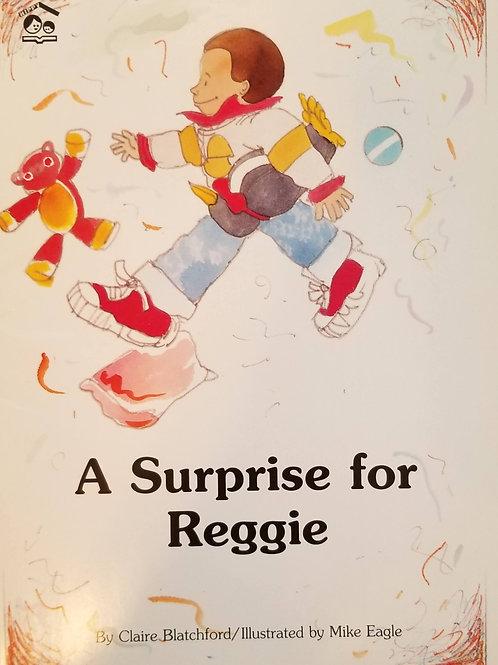 A Surprise for Reggie
