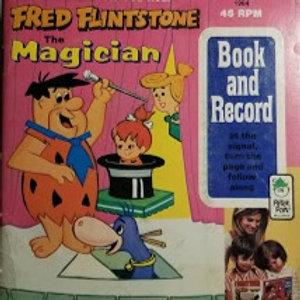 Fred Flintstone The Magician