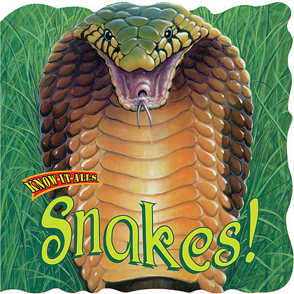 Know-It-Alls: Snakes!