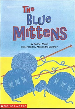 The Blue Mittens