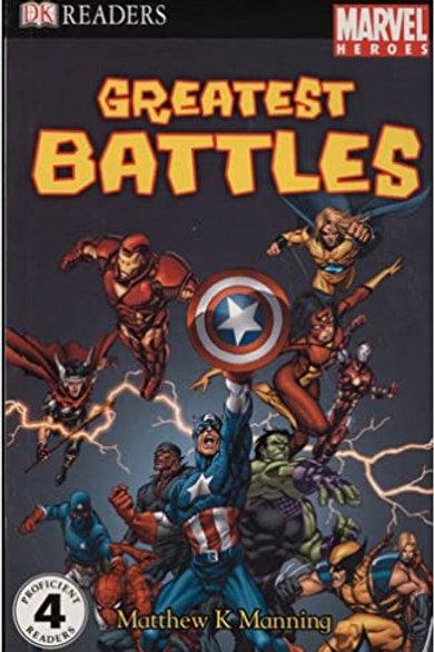 DK Readers: Greatest Battles