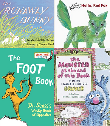 Board Book Gift Collection