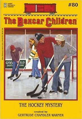 The Boxcar Children: The Hockey Mystery