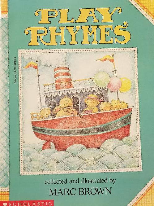 Play Rhymes