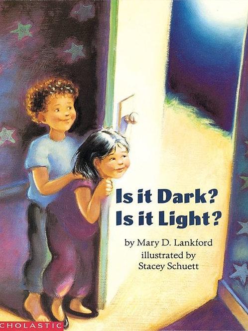 Is it Dark? Is it Light?