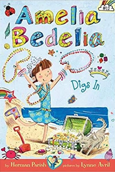 Amelia Bedelia Digs In