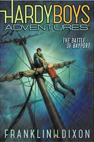 Hardy Boys Adventures: The Battle of Bayport