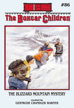 The Boxcar Children: The Mystery on Blizzard Mountain