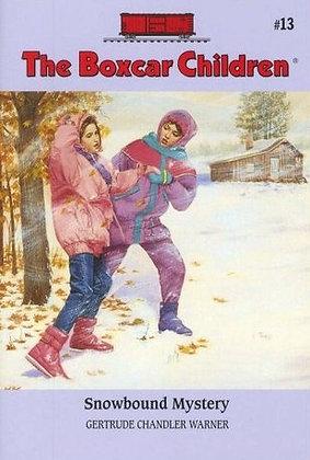 The Boxcar Children: Snowbound Mystery