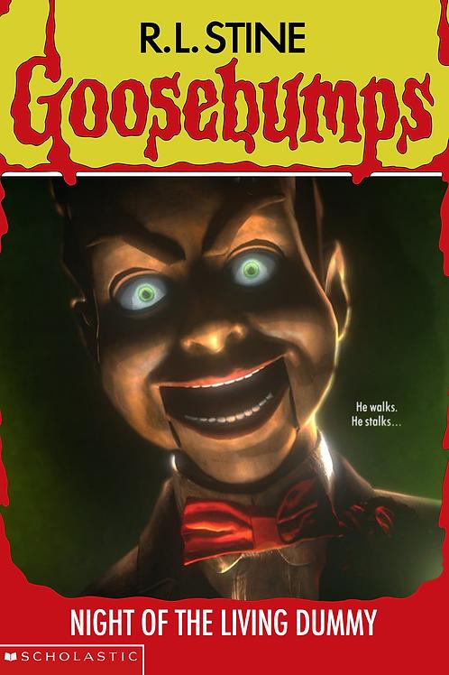Goosebumps: Night of the Living Dummy