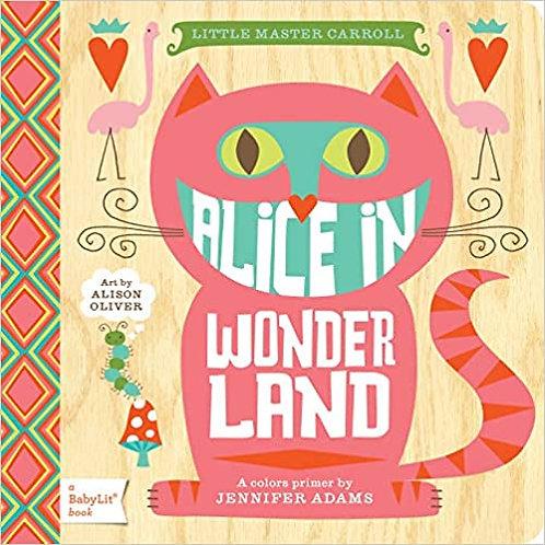 Alice in Wonderland: A Colors Primer