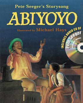 Abiyoyo with Audio CD