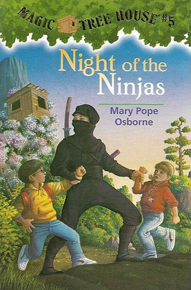 Magic Tree House: Night of the Ninjas