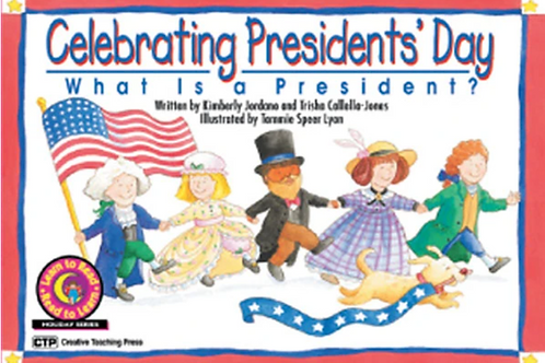 Celebrating Presidents' Day: What is a President?