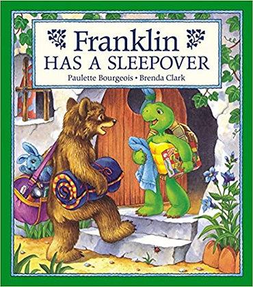 Franklin Has a Sleepover
