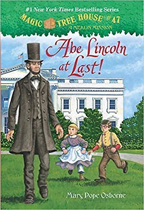Magic Tree House: Abe Lincoln at Last!