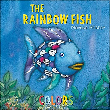 The Rainbow Fish: Colors