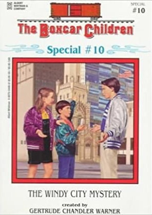 The Boxcar Children: The Windy City Mystery
